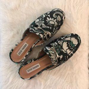Shoe Envy!!! Patterned Mules